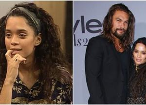 Jason Momoa has been obsessed with his wife Lisa Bonet since he was just 8 years old