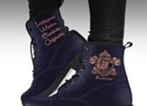 These Harry Potter boots are simply magical!
